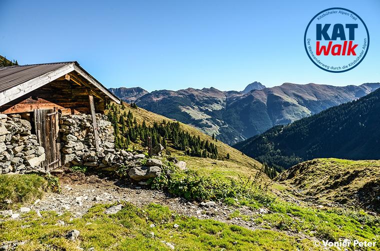 KAT WALK – auf dem Weitwanderweg durch die Kitzbüheler Alpen