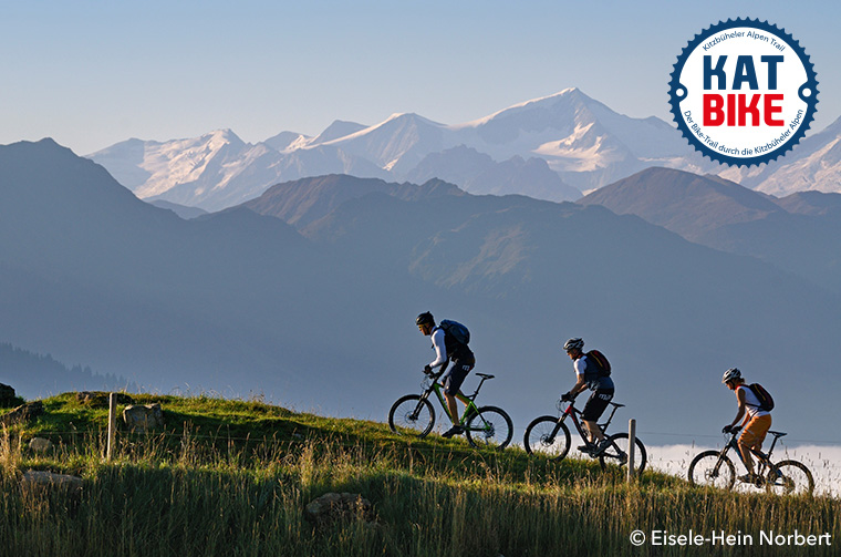 KAT BIKE – Mit dem Bike auf Erkundungstour über die Kitzbüheler Alpen
