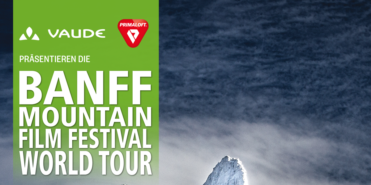 BANFF Mountain Film Festival World Tour 2016 & Gewinnspiel