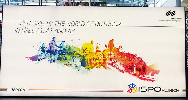 OutdoorDeals auf der ISPO 2016 in München