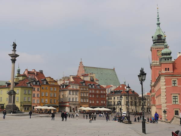 City Trip: Warschau – 3 Tage in Polens Hauptstadt