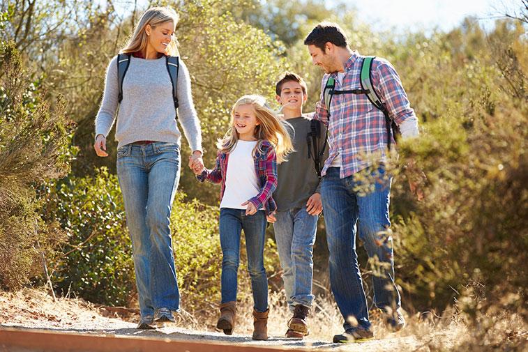 Wandern mit Kindern - Hilfreiche Tipps für unvergessliche Touren