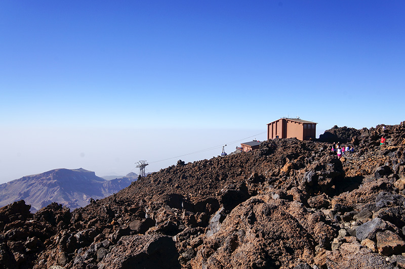 Visit: Der Pico del Teide - Spaniens höchster Berg
